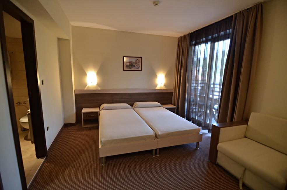Хотел Клептуза - Апартамент