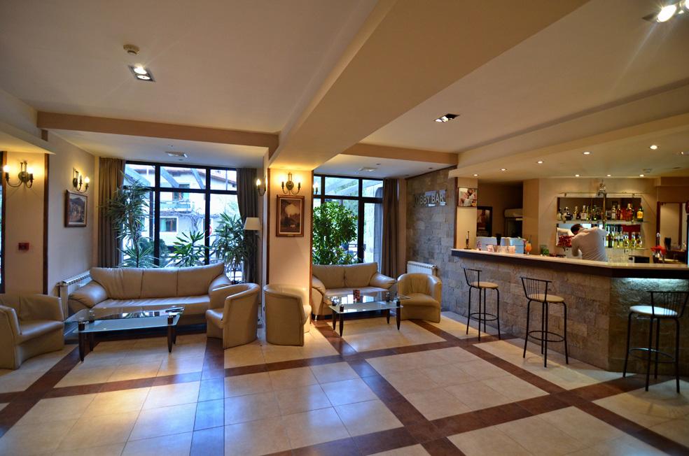 Хотел Клептуза - Лоби бар