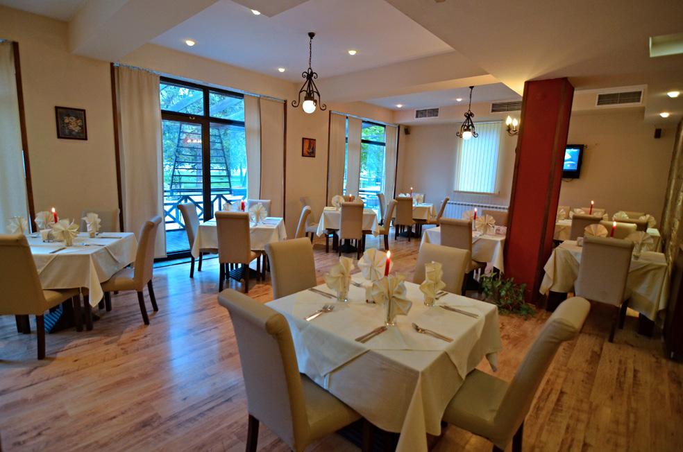 Хотел Клептуза - Основен ресторант